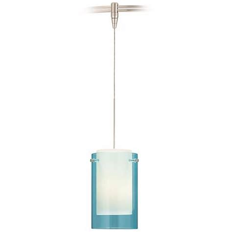 Tech Lighting Echo Pendant Echo Steel Aquamarine Nickel Tech Lighting Monorail Pendant 82960 19288 Ls Plus
