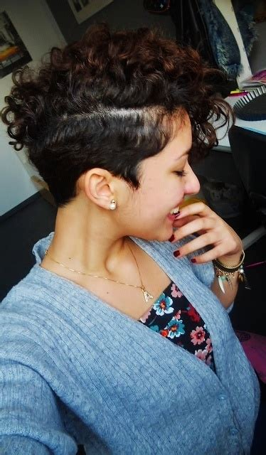 shaved sides curly weave mohawk hairstyles for black women curly mohawk hairstyles hairstyles 2017 hair colors and