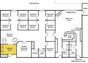 salon layouts floor plans day spa floor plans minnesota spa resort cragun s resort