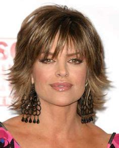 is lisa rinnas hair thick lisa rinna hairstyles lisa rinnas short shag hairstyle