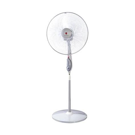 Kipas Standing jual kdk wm40x stand fan putih khusus jabodetabek