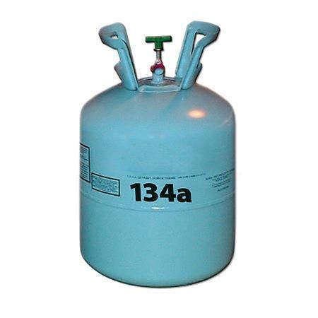 Refrigerant 134a r134a refrigerant 30lb disposable container