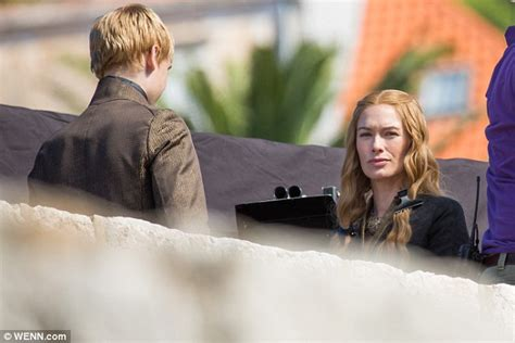 Kings Landing Croatia by Lena Headey Films Season Five Of Game Of Thrones In
