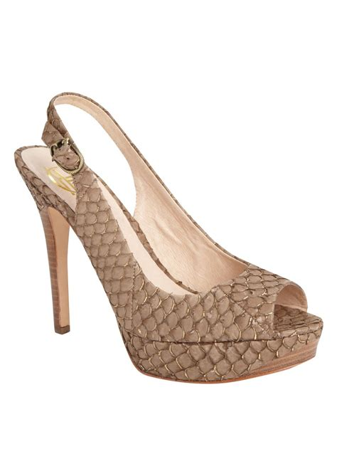 house of harlow shoes house of harlow nadya snakeskin shoes shop now