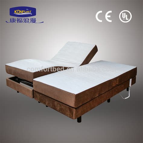 King Size Electric Adjustable Bed Frame Soft Luxury Electric Adjustable Bed With Frame Buy Adjustable Beds With King Size Bed Modern