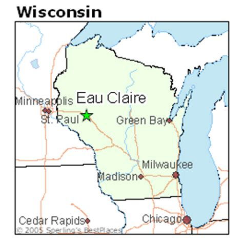 Of Wisconsin Eau Mba Cost by Best Places To Live In Eau Wisconsin