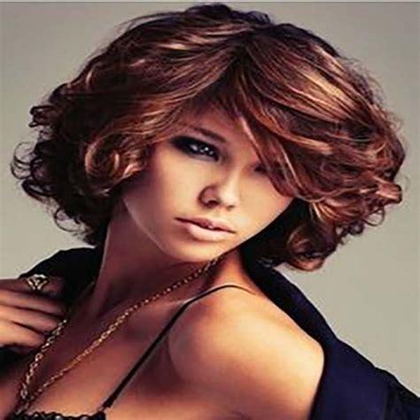 corte para cabello chino corto 24 cortes modernos para el pelo corto ondulado sobre el