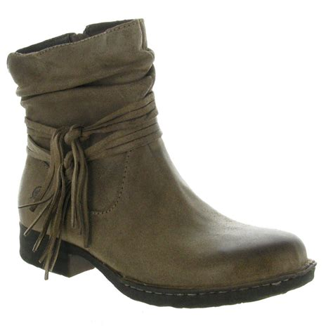 born boots born cross fringed boot ankle boots