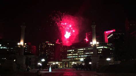 denver new year downtown denver new years fireworks