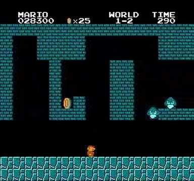 tasvideos tutorial super mario bros nes common glitches doovi