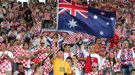Kaos National Football Croatia 01 world cup preview croatia sbs news