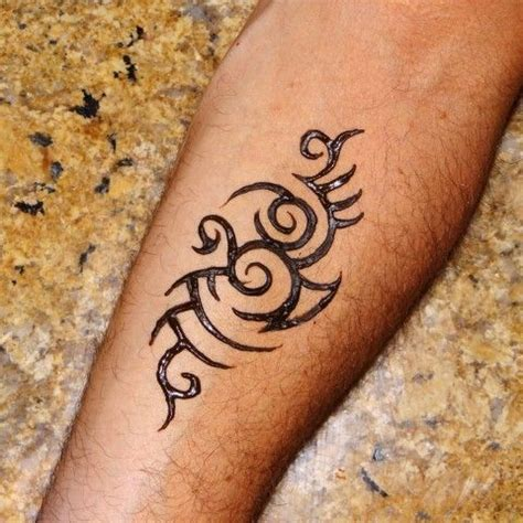 boy with henna tattoo mehndi designs boys makedes
