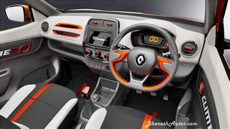 renault kwid interior seat renault india to launch the kwid climber and kwid racer as