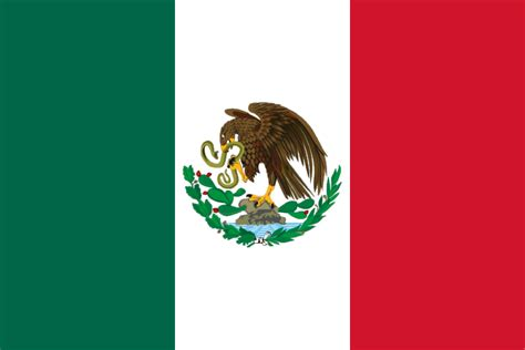 what color is the mexican flag file flag of mexico 1917 png