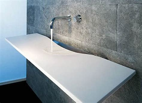Floating Sinks by 18 Cutting Edge Floating Sink Designs