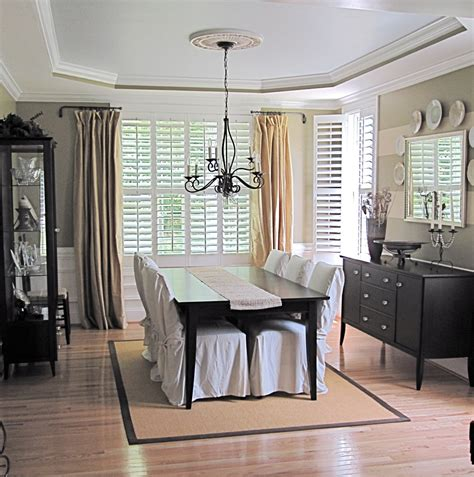 Family Room Curtains Plantation Shutters With Curtains Family Room Traditional With Area Rug Curtains Drapes