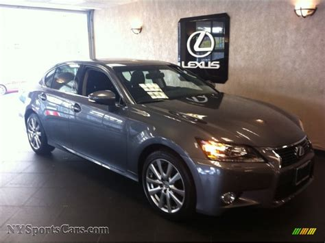 lexus nebula gray pearl 2013 lexus gs 350 awd in nebula gray pearl photo 3