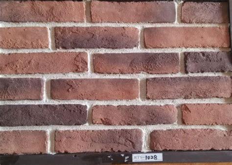 Brick Flooring For Sale by Details Of Colors Thin Faux Brick Veneer