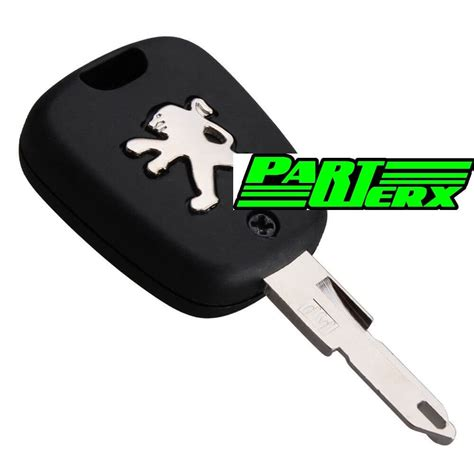 brand peugeot 206 price peugeot 106 206 306 2 button key fob with id46 chip