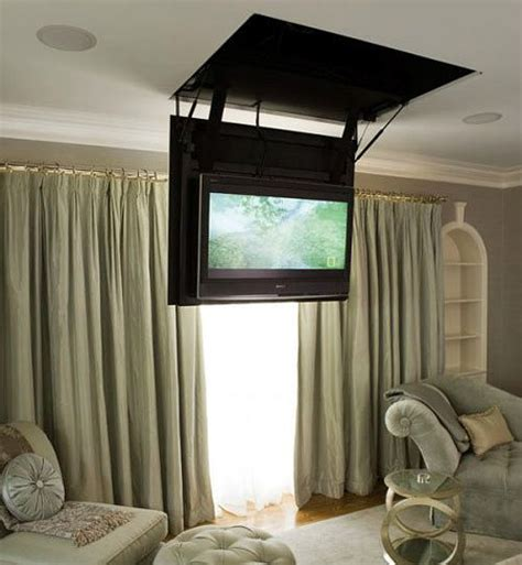 best bedroom tv best 25 hidden tv ideas on pinterest