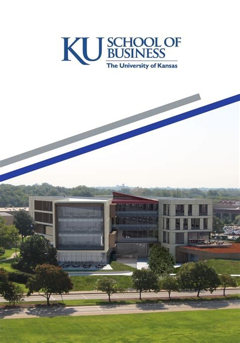 Of Kansas Mba Tuition by Undergraduate Brochure By Ku School Of Business Issuu