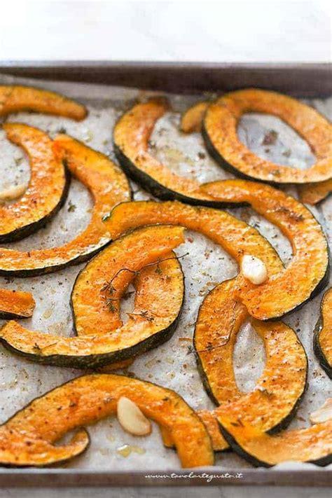 zucca mantovana al forno ricetta zucca al forno contorno gustoso e velocissimo