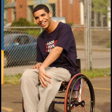 Drake Wheelchair World War Iii - quot degrassi quot had an a tweet about drake s new album