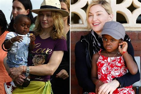 Madonna Asked For Adoption Advice by Madonna Is Trying To Adopt From Malawi Claims