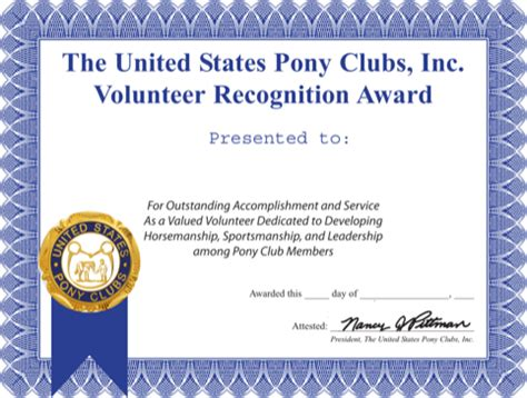 volunteer appreciation certificates free templates volunteer certificate templates for excel pdf and word