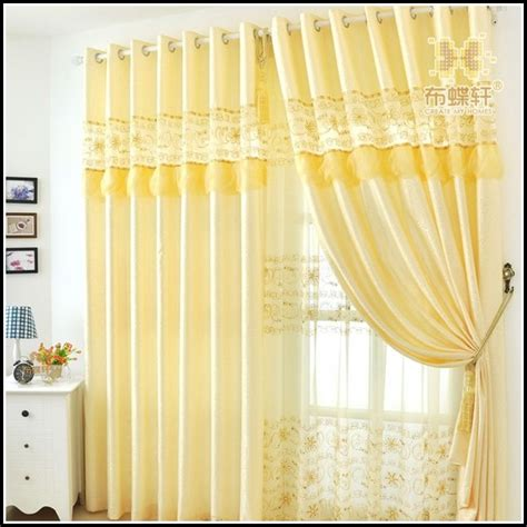 yellow and white striped curtains yellow and grey curtain panels curtains home design