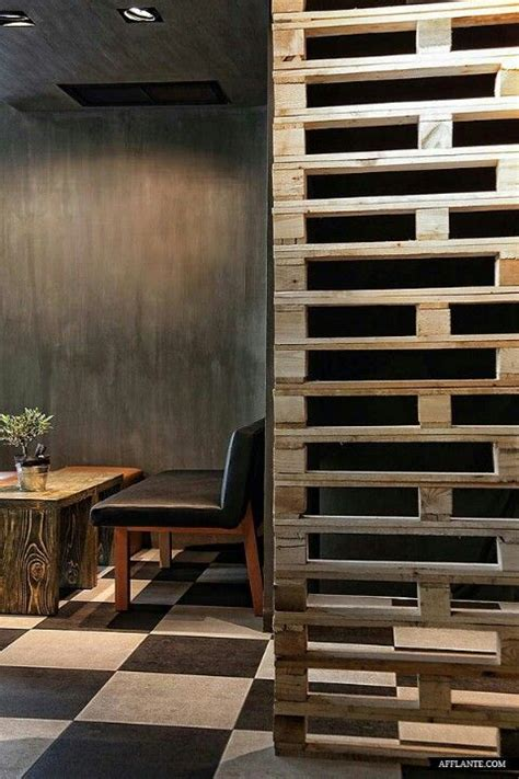 Pallet Room Divider Reclaimed Table And Pallet Wall Divider Wille Wood Work Reclaimed Wood Wille Wood Work