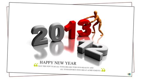 happy new year 2013 wallpapers nice wallpapers