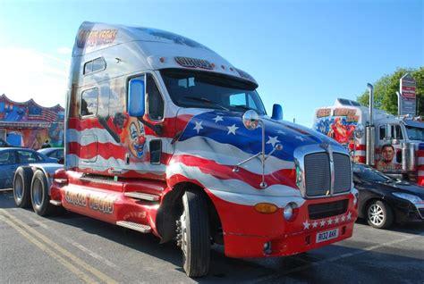 Truck Accessories Ireland Kenworth American Circus Vegas Visits Navan Co Meath
