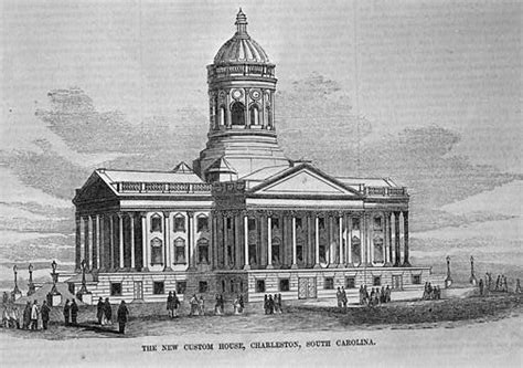 original white house design file u s customs house original design charleston charleston county south