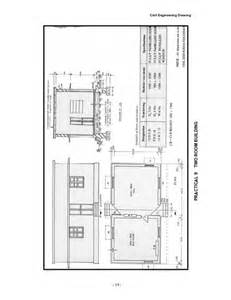 Small Two Bedroom House civil drawing detail