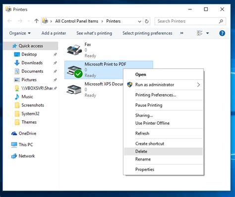 How To Print A Document On Windows 10