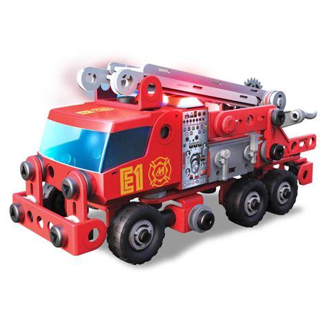 rescue junior spin master meccano meccano junior rescue truck