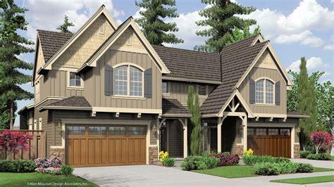 Craftsman House Plan 4037 The Whitman: 3541 Sqft, 3 Beds