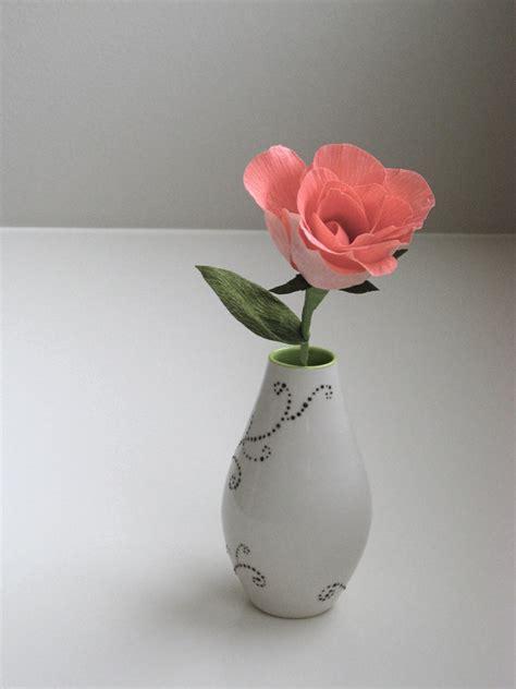 Make Crepe Paper Roses - crepe paper roses