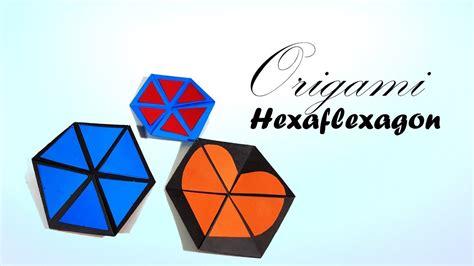 Origami Hexaflexagon - origami hexaflexagon how to make an origami hexaflexagon