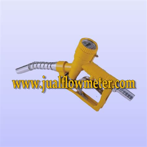 Bengas 3 4 Automatic Fuel Nozzle With Flowmeter fuel nozzle with flowmeter nozzle bengas murah
