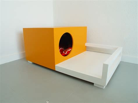 modern cat house indoor and outdoor pet houses pre tend be curious