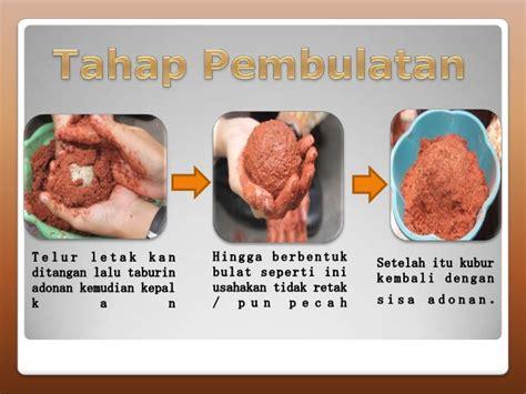 cara membuat telur asin bahasa inggris proses pembuatan telur asin