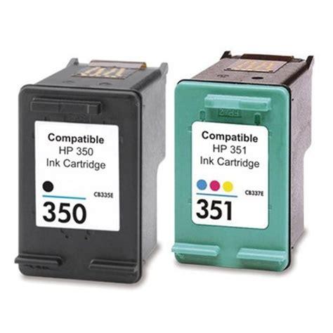 Tinta Printer Hp Photosmart C4580 Compra Cartucho De Tinta Hp 350 351 Al Por Mayor De