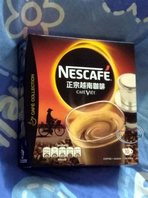 Coffeemix Sachet nescafe viet 3 in 1 instant coffee mix 10 sachet instant