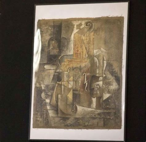 picasso paintings recovered italy s recover missing picasso painting