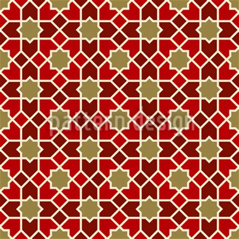 Pattern Design Ma | marocco gold seamless vector pattern