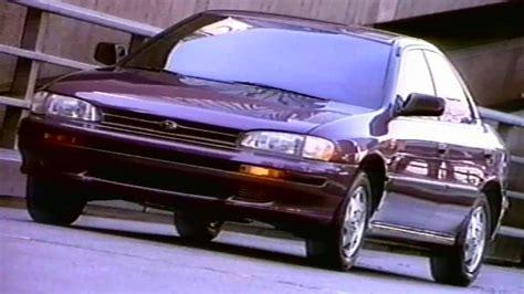 New Subaru Commercial by 1992 Commercial Subaru The New Subaru Impreza Hill