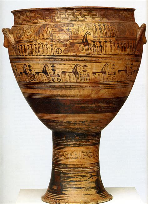 Funerary Vase by Dipylon Funerary Vase Vases Sale