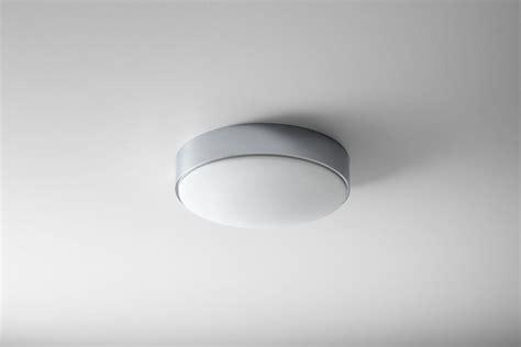 oxygen lighting journey ceiling flush mount light fixture bathroom vanity lighting other oxygen lighting 3 6114 24 satin nickel journey led 2 light fushmount ceiling fixture